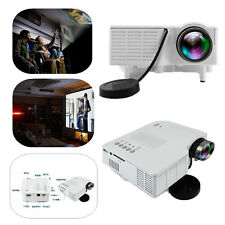 USB 1080P Video LED Home Theater Projector Cinema Video Projetor Proyecto