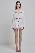 NEW FINDERS KEEPERS BELLE PLAYSUIT cloud