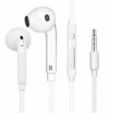 Wired Earphone Portable Sport Running Stereo Headphone W/Remote Mic for iPhone