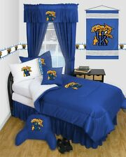 Kentucky Wildcats UK Dorm Bedding Comforter Set