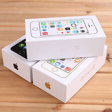 Apple iPhone 4s 5S 8GB 16GB 32GB Factory Unlocked Sim Free Mobile Smartphone UT