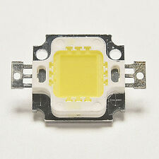 10 Pcs 10W Cool/Warm White High Power 30Mil SMD LED Chip Bulb Light Bead Great