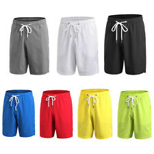 Fitness Gym Men's sports Shorts Workout Shorts Athletic 1Pcs Mens Shorts