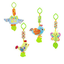 Animals Gums Baby Plush Toys Wind Bell 1 PC Children's Toys Cartoon