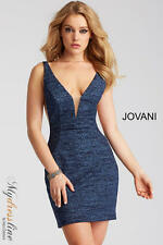 Jovani 45810 Short Cocktail Dress ~LOWEST PRICE GUARANTEE~ NEW Authentic