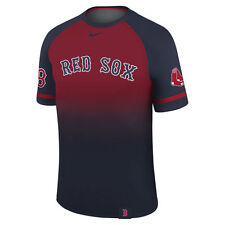 Nike Dri-FIT 2017 MLB Authentic Collection Boston Red Sox Legend Raglan T-Shirt