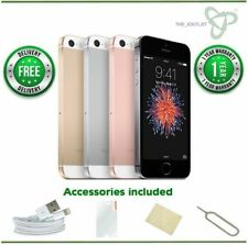 iPhone SE - 16/64GB - UK Network Locked - Various Colours