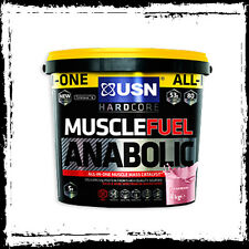 USN Muscle Fuel Anabolic All-In-One Muscle Mass Catalyst Lean Muscle 2kg - 5kg