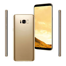 1:1 Non-Working Display Model Dummy Phone For Samsung Galaxy S8+ Plus Black Gold