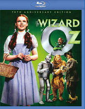 The Wizard of Oz (Blu-ray Disc, 2009, 70th Anniversary Edition) NEW SEALED!