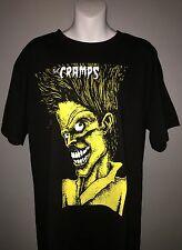 The Cramps - Bad Music For Bad People T-Shirt Size (Small-2XL) Garage Punk
