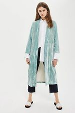 TOPSHOP *Mint Velvet Duster Coat* SIZE_UK6_8_10_12_14_16