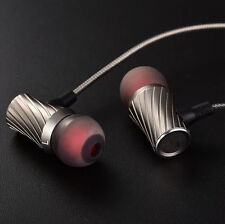 Luxury Headset Stereo Ear Earphone Samsung IPhone 3.5mm New With Microphone