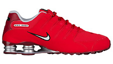 Nike Shox NZ Red / Silver Exclusive USA Import Latest style released in the USA