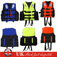 ADULT BUOYANCY SWIMMING LIFE JACKET AID SAILING WATER SPORT IMPACT VEST 2017