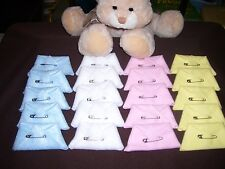 Baby Shower 60 ct Dirty Diaper Game Party Favors Decorations Mom Girl Boy Reveal