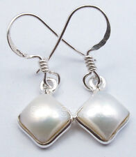 925 Sterling Silver Stones Choice Earrings ! Birthday Present Fine Jewelry NEW