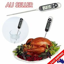 New Digital Cooking Food Meat Kitchen Thermometer Meat Stab Probe Temperature