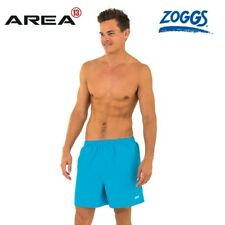 ZOGGS MEN'S PENRITH SPORTS SHORTS TURQUOISE, MEN'S SWIM SHORTS