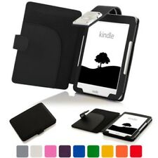Forefront Cases Case Cover Wallet Sleeve DEL Reading Light Amazon Kindle 2016