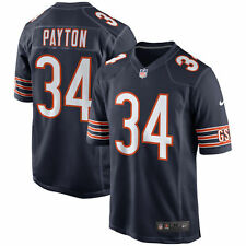 Authentic Nike NFL 2017 Game Edition Chicago Bears Walter Payton #34 Jersey NWT