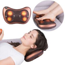 Neck Shoulder Back Massager Pillow Infrared Relax Device Shiatsu Massage Balls