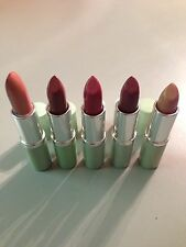 Clinique Different Lipstick - various shades - RARE  NEW Full Size Deluxe Sample