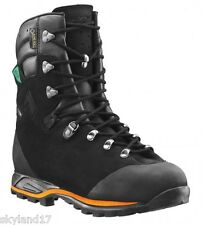 HAIX PROTECTOR FOREST CLASS 2 CHAINSAW BOOTS - Black