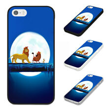 THE LION KING PUMBAA SIMBA TIMON MOON Rubber Phone Case Cover Fits Iphone Models