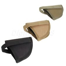 Waterproof Nylon Pistol Gun Handgun Holster Holder Safe Storage Pouch Tactical