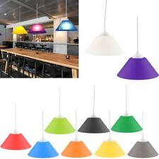 Modern Cone-Shape Chandelier Shade Cover Ceiling Light Cover Pendant Lampshade