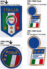 Italy National Football Team FIFA Soccer Badge Iron On Embroidered Patch