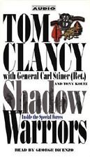 SHADOW WARRIORS by Tom Clancy - 2002, 4 Cassettes, Abridged
