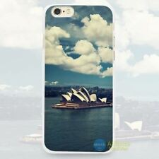 Australian Hard White Cell Phone Case Cover for Apple iPhone 4 4s 5 SE 5s 6 6s 7