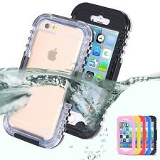 Heavy Duty Waterproof  Swimming Dive Case For Apple iPhone 6/6S/Plus/5S