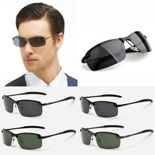 Polarized Men Aviator Sunglasses UV400 Outdoor Fashion Sports Driving Glasses