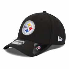 Pittsburgh Steelers New Era 39THIRTY Team Classic Stretch Fit Flex Cap Hat 3930