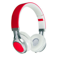 New Foldable Headphones Stereo 3.5mm Headband Headset For Samsung HTC With Mic