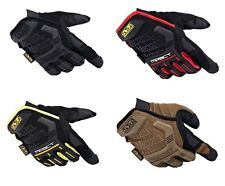 Tactical Mechanix M-pact gloves Army Military Bicycle Mittens Paintball Shooting