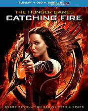 The Hunger Games: Catching Fire DVD Blu-ray Jennifer Lawrence