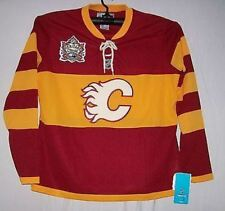 WOMENS Heritage Classic Calgary Flames Rbk Jersey