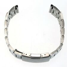 18mm 20mm 22mm Stainless Steel Watch Band Strap Straight End Bracelet