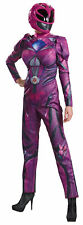 Power Ranger Pink Ranger Deluxe Adult Sized Costume Theme Halloween Party