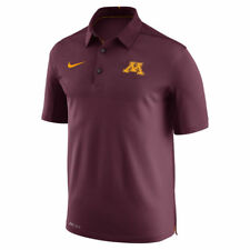 Limited Nike Dri-FIT NCAA 2017 Minnesota Golden Gophers Performance Polo NWT