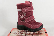 Superfit Girl Gore-Tex Boots Ankle Boots Violet 91 NEW
