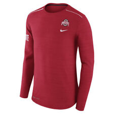Nike Dri-FIT 2017 NCAA Ohio State Buckeyes Sideline Player Long Sleeve T-Shirt