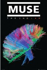 MUSE - THE 2ND LAW POSTER (61x91cm)  PICTURE PRINT NEW ART