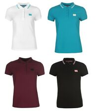 Lonsdale Lion Polo Shirt T shirt Ladies
