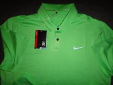 NIKE TIGER WOODS COLLECTION GOLF DRI-FIT POLO SHIRT M MEN NWT $$$$