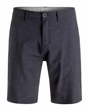 "NEW QUIKSILVER™  Mens Slubbed Amphibian 21"" Walk Short Shorts"